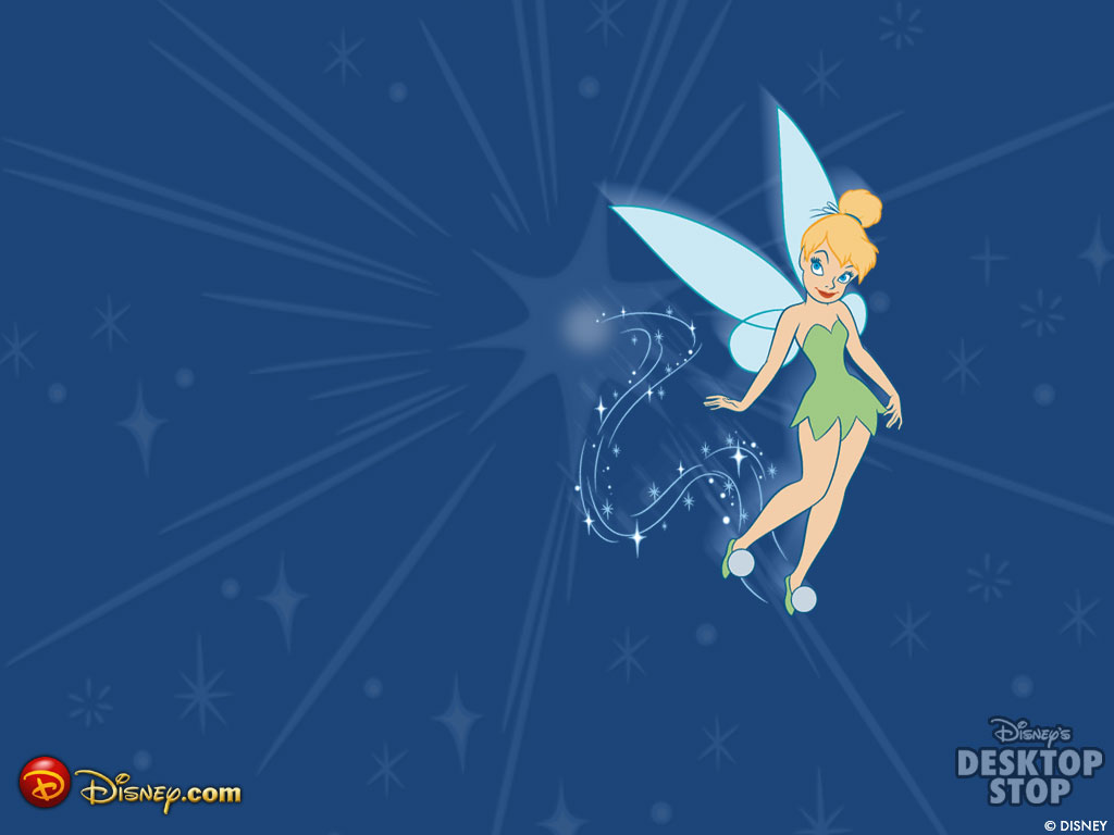 theme wallpaper tinker bell - photo #38