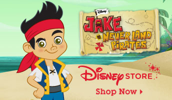 Shop Jake at the Disney Store
