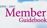 2002-2003 Member Guidebook